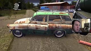 My Summer Car #74 Arılarla Savaş