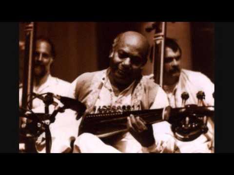 Ali Akbar Khan  Raga Bageshwari Kanada  Live in Germany 1990