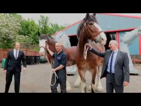 Creating the Kelpies 2015  UK  Documentary  Full HD