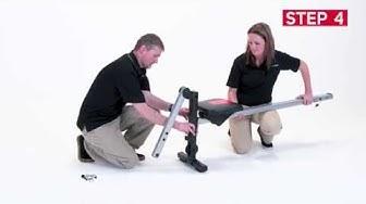 How to Assemble Bowflex PR1000 Home Gym