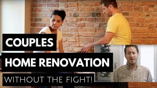 Home Renovation for Couples: Without a Fight | Sardone Construction