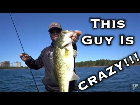 Lake Fork Bass Fishing Guide Capn' Ron: He'd Die For This Sport!!!