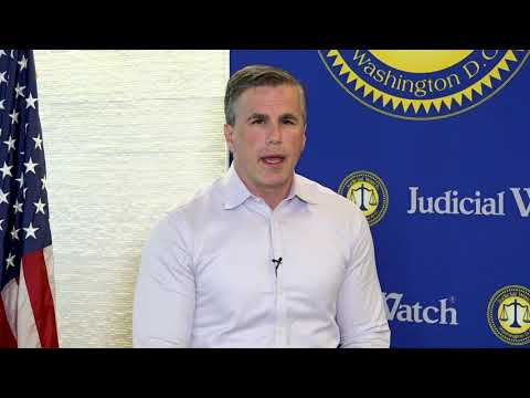 Tom Fitton: 'Leftist Filibuster of Smears' against Kavanaugh MUST Come to an End!