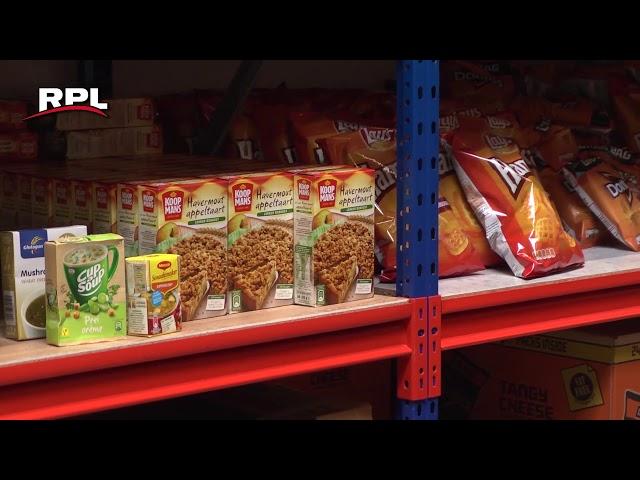 Uitdagingen voor de Voedselbank Woerden