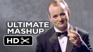 The Best of Bill Murray - Ultimate Movie Mashup HD