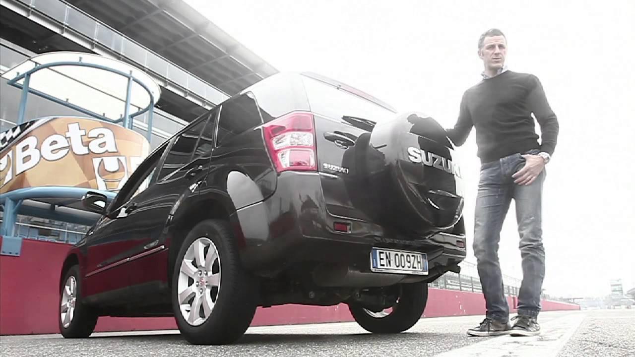 Prova Suzuki Grand Vitara scheda tecnica opinioni e ...