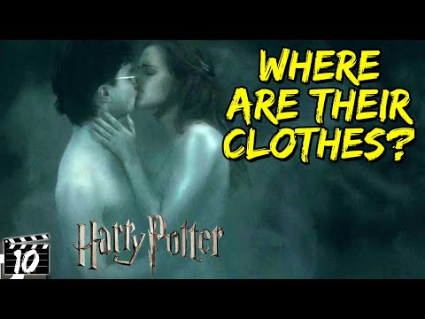 Top 10 Funniest Harry Potter Bloopers