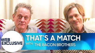 The Bacon Brothers Wrestle Alligators While on Tour