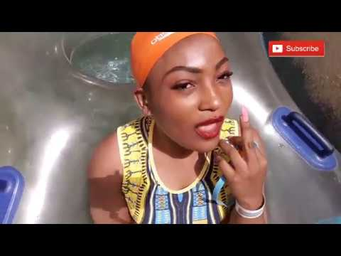 DUBAI VLOG 5 -  Atlantis Aqua Venture Water Park the Palm  PART 2