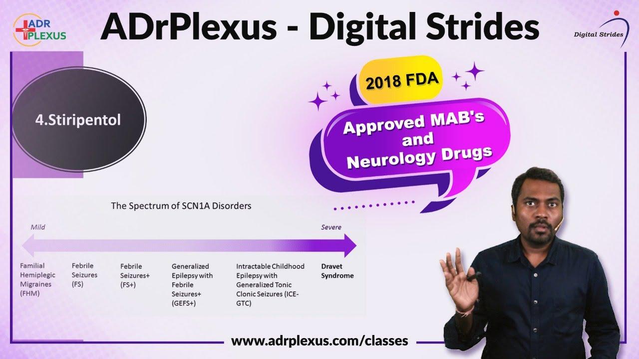 FDA 2018 APPROVED DRUGS PART 1 - ADrPlexus 2018-11-15 12:06