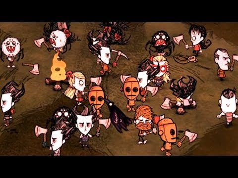 Don't Starve Together With An Unlimited Players Mod Was A Terrible Mistake