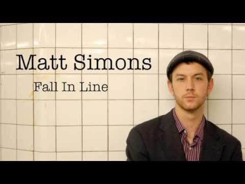 Matt Simons - Fall In Line (Audio Only)