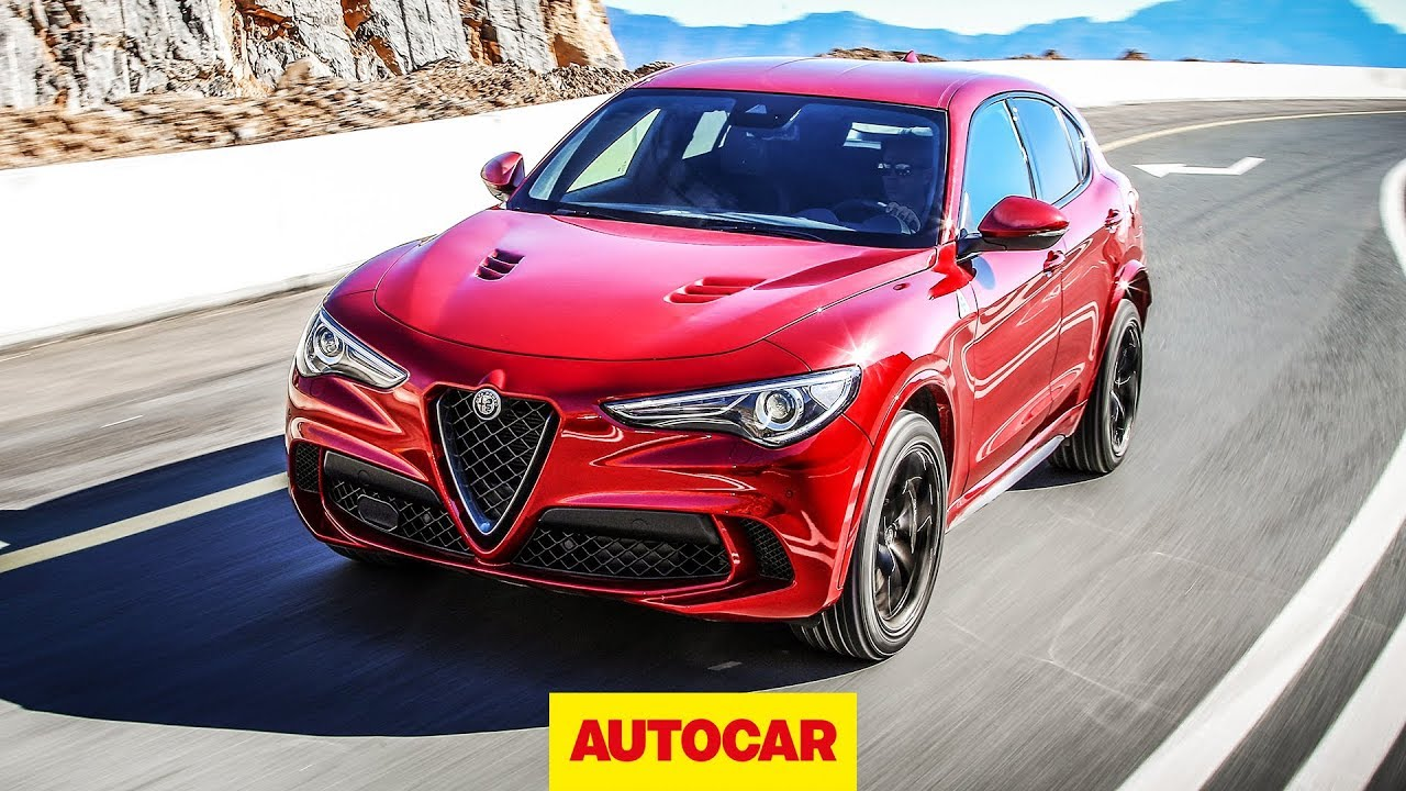 2018 Alfa Romeo Stelvio Quadrifoglio New 503bhp Hot Suv Review
