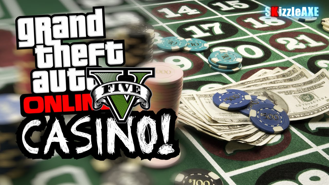 gta 5 online casino dlc  casino