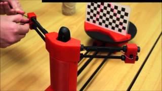 calibrando el escner 3d ciclop de bq