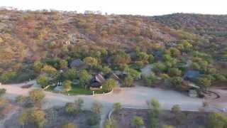 Sophienhof Lodge Outjo Namibia