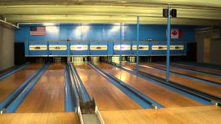 A BUNCH OF WEIRD LEAVES - Bowling at Riverwalk Lanes! (From 1/12/14) Part 2 of 4