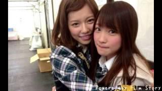 AKB48川栄李奈卒業祝い動画.