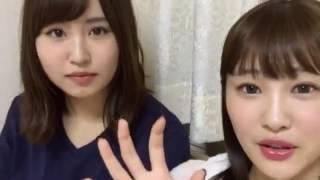2016 AKB48総選挙 × SHOWROOM 6/8.