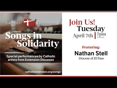 Songs in Solidarity - Nathan Stell