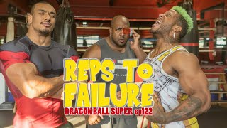 Larry Wheels & Terron Beckham | DBS: Episode 122 | Reps To Failure On Everything thumbnail