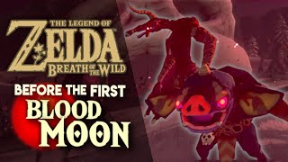 Can you beat ALL Monster Camps BEFORE the first Blood Moon??