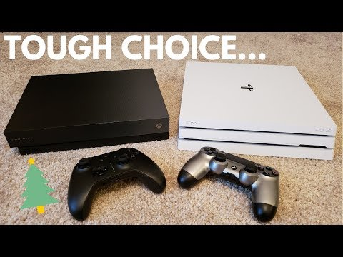 Xbox One X vs PS4 Pro... Which Console Should You Buy in 2019??
