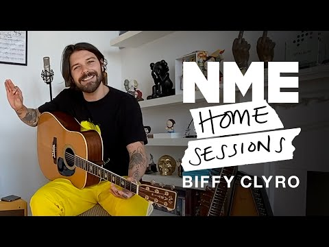Biffy Clyro - Acoustic Home Sessions