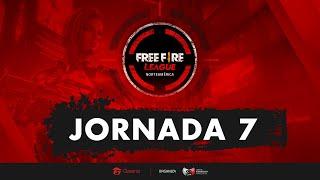 FREE FIRE LEAGUE - NA - JORNADA 7 & 8