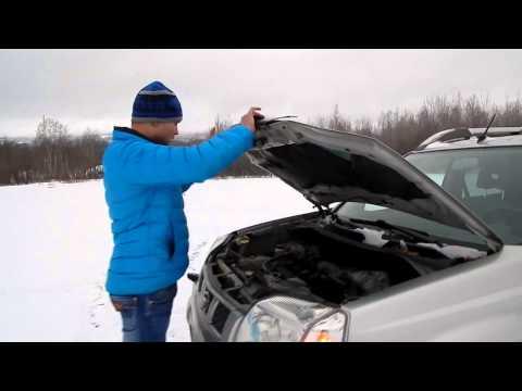 Знакомство с Nissan X-Trail T30