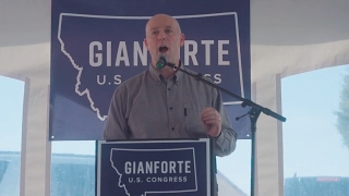 Republican Greg Gianforte