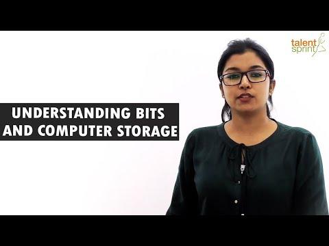 Understanding Bits and Computer Storage