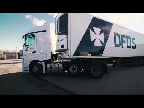 DFDS' Seafood industry solutions
