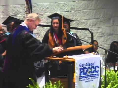 Paul D Camp Community College Spring 2013 Graduation Part 2 of 3