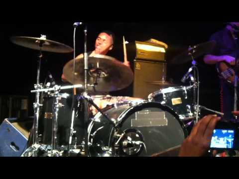 Deantoni Parks - Omar Rodriguez Lopez Group - Live - 15th Dec '11