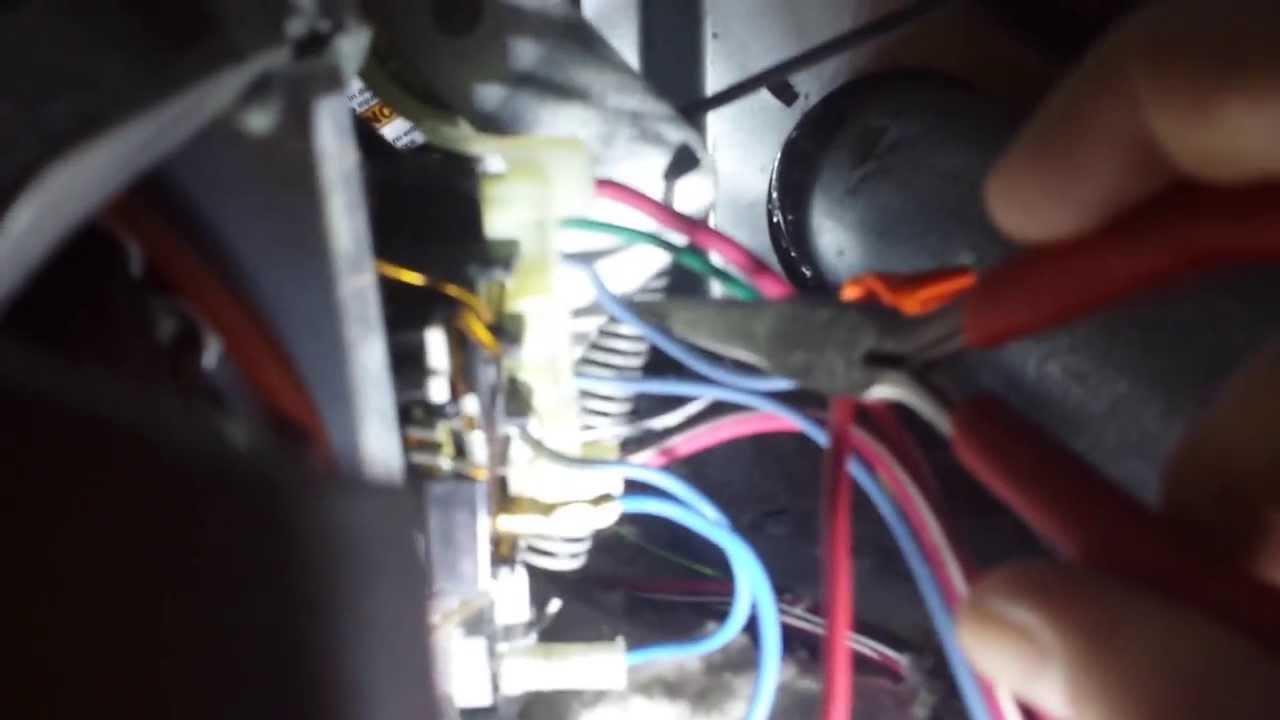 Kenmore Elite He5 dryer F70 code  YouTube