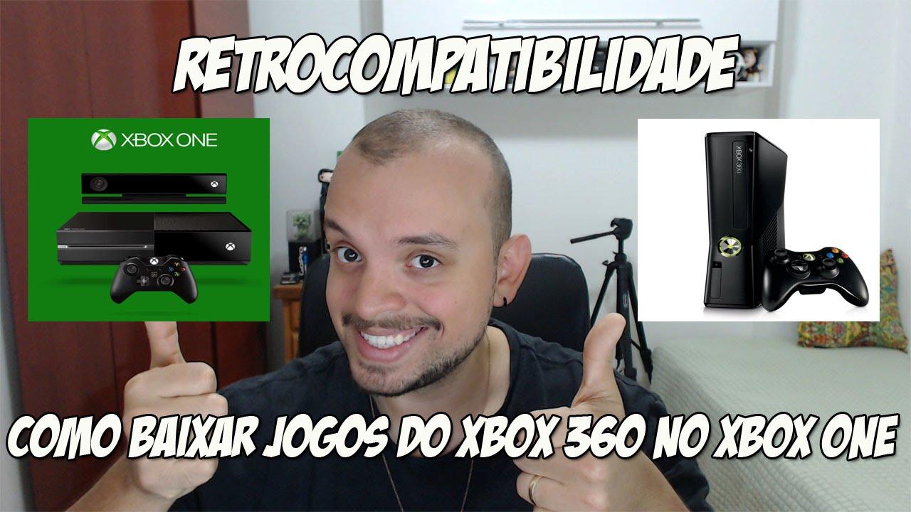 Xbox one e xbox 360 como baixar os jogos do xbox 360 para o xbox.