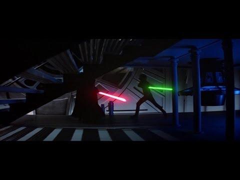Star Wars: Luke vs Vader - Final Duel Extended Theme 1080p