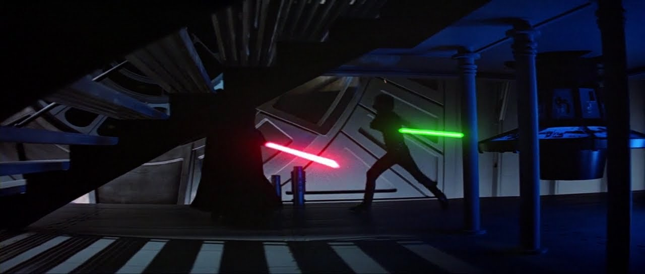 Star Wars Luke Vs Vader Final Duel Extended Theme 1080p