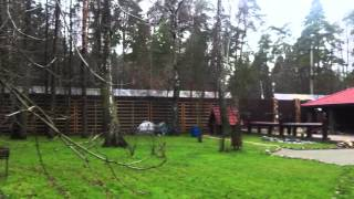 Продам новый коттедж под ключ, лесной участок, Кратово(В стародачной месте в Кратово предлагается новый двухуровневый коттедж из оцилиндрованного бревна. ПОД..., 2012-11-07T14:09:31.000Z)