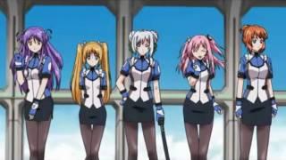 ドラマチックSFオンラインRPG「Angelic Crest」 OP