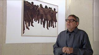 'El Abrazo', de Juan Genovés thumbnail
