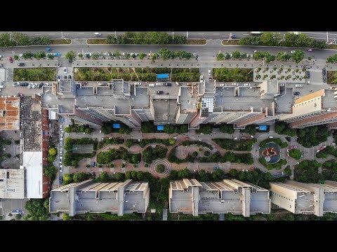 Shangqiu From Air 商丘市 🇨🇳 (2018) {aerial}