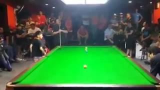小孩欺负老外,不信就看Snooker Kid OneCue Finish In Tournament