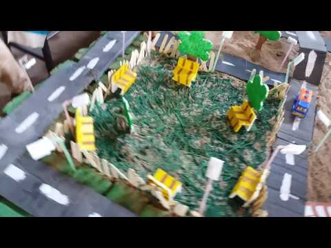 Future city science model