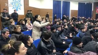 Nazarı sahibkar: Nazir villasını satsın, bizim pulumuzu ödəsin (Videonu bəyən)