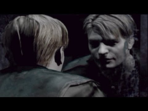 Silent Hill HD Collection Video Comparison