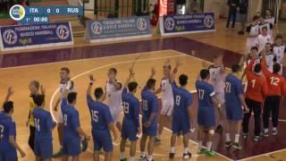 Qualificazioni Mondiali U21: ITALIA - RUSSIA