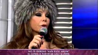 Showmatch 2011 - Marcelo se enojó con Graciela Alfano