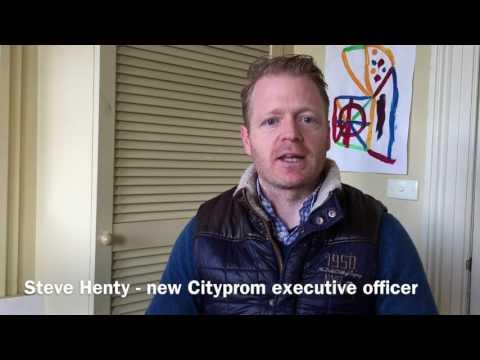 Steve Henty on change at Cityprom